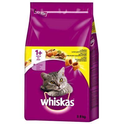 Catfood 2 4kg whiskas 1 kip zooplus nl