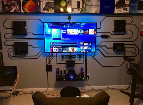 gaming setup the ultimate gaming setup nintendo master8 on instagram