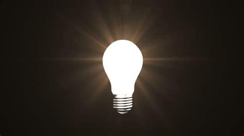 animation ampoule electrique hd stock video 837 057