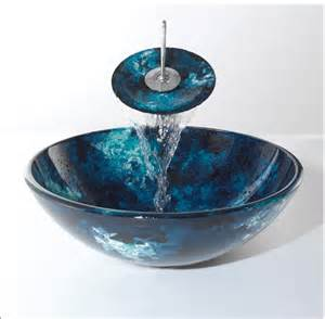 glass bathroom sinks bowls glass sink with facuet wash basin wash bowls wash sink