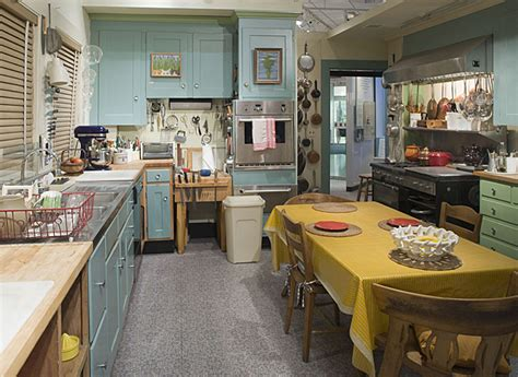 julia child kitchen a line from linda betsy ross flag archie bunker s chair