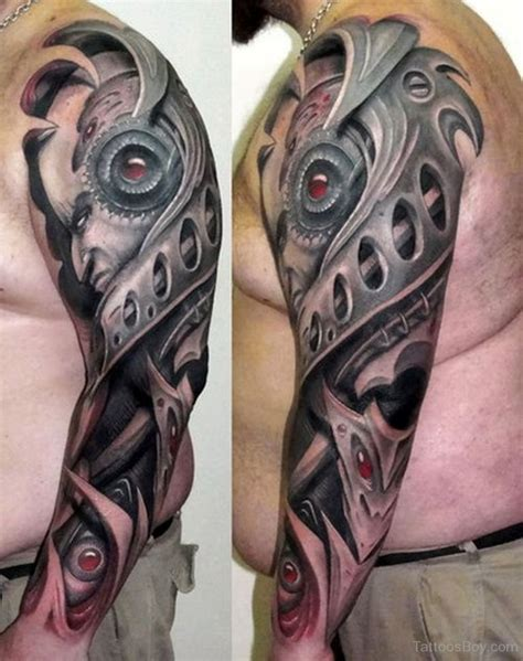 biomechanical tattoo design biomechanical tattoos designs pictures