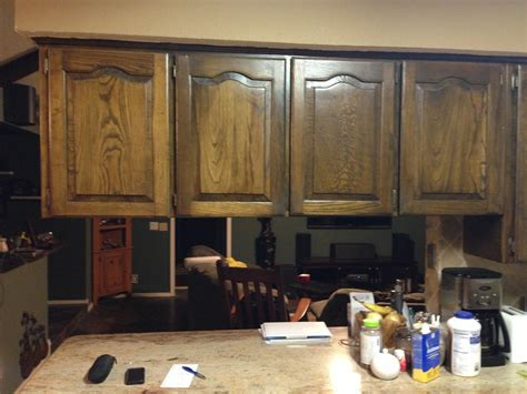 easy way to refinish cabinets cabinets ideas how to refinish wood kitchen cabinets
