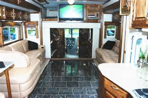 pics for gt motorhomes interiors