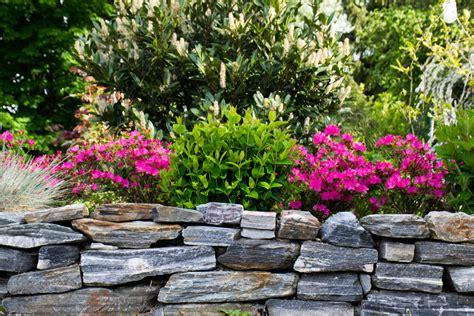 garten machen lassen kosten 6628 natursteinmauer im garten selber machen 187 so geht s