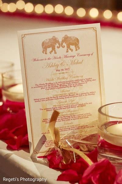 Nawaab Wedding Brochure by Norfolk Va Hindu Fusion Wedding By Regeti S Photography