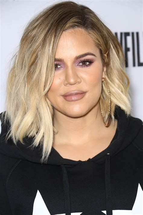 hairstyles for mid fortys khloe kardashian short haircut 2018 haircuts models ideas