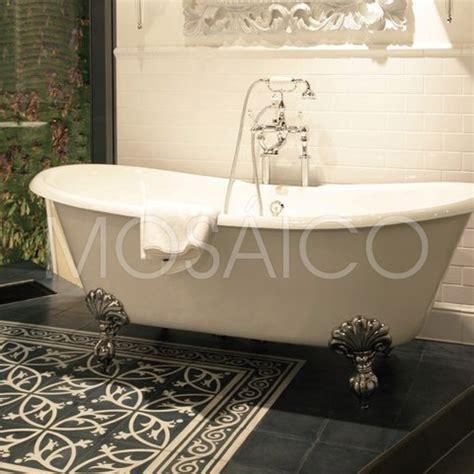 badezimmer zementfliesen galerie photo salle de bain mosaico