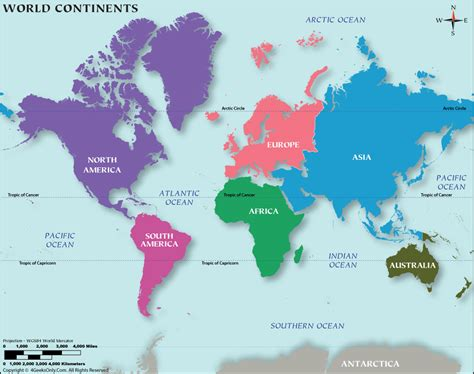 continents continents   world   continents