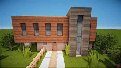 minecraft luxus haus modernes minecraft haus bauen tutorial german