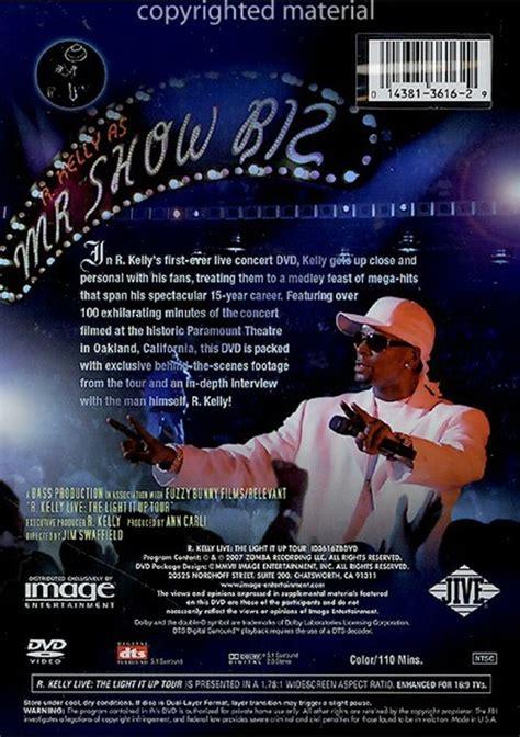 r live the light it up tour dvd 2006 dvd empire
