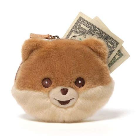 Gund Boo Coin Purse itty bitty boo coin purse gund boo the purses at