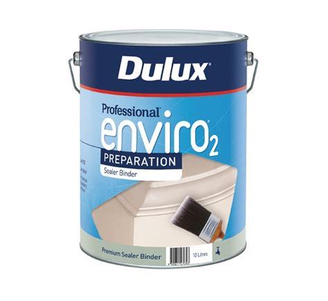 Dulux Water Seal Enviro2 The Range Water Based Sealer Binder