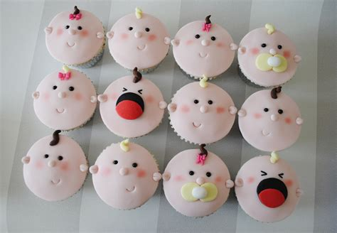 Cupcakes For Baby Shower by Miss Cupcakes 187 Archive 187 Baby Baby Shower