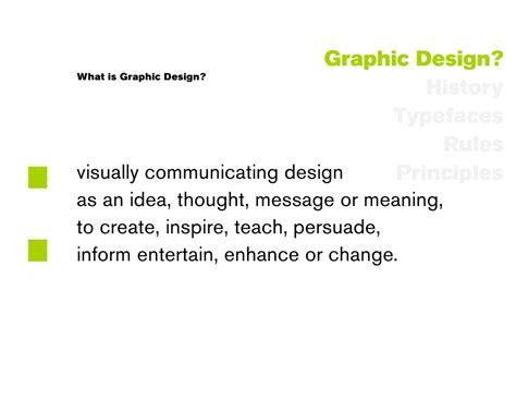 visual design meaning graphic design 101