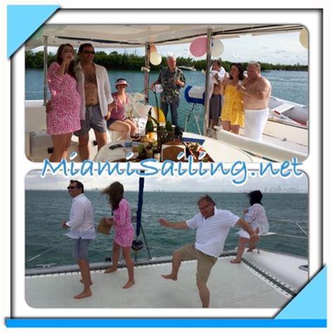 sailboat rental miami beach luxury catamaran for charter in miami miami sailing