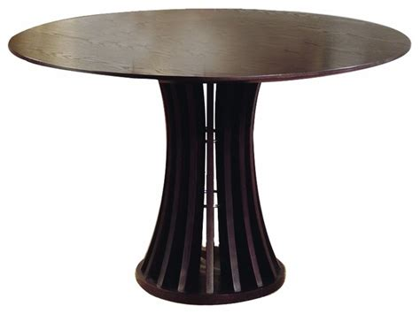 Hooker Bedroom Furniture aziz round dining table modern dining tables by inmod