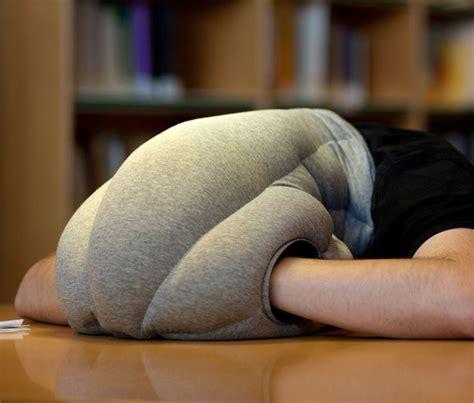 ostrich pillow  studio banana blocks sound  light
