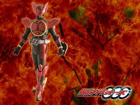ooo s kamen rider ooo tajadoru tokusatsu wallpaper