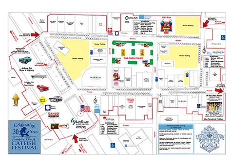 louisiana festival map contact us franklin parish catfish festival