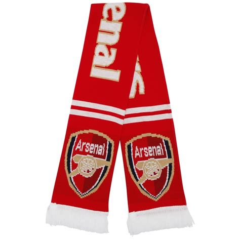 knitting pattern arsenal scarf arsenal fc scarf nflclearance