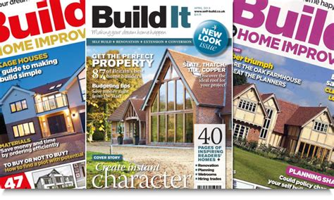 top 5 house building magazines to read