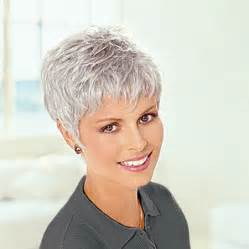 gray frosted hair cancer patients wigs chemo wigs short wigs gray wigs