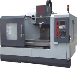 China Type Guiderail Cnc Machining Center Vt 1055