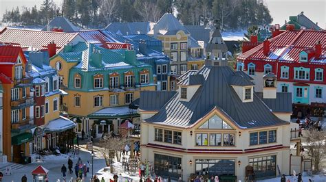 Great Car Deals by Mont Tremblant Ski Resort In Mont Tremblant Quebec Expedia Ca