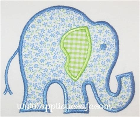 elephant applique quilt pattern appliq patterns