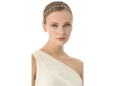 Wedding Hair Accessories New York by New Packham Tiara Hair Accessory 85 Bridal