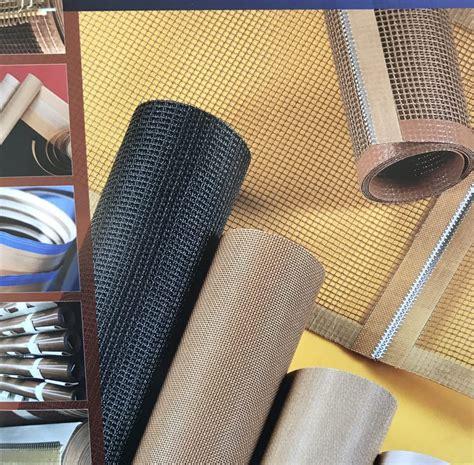 Teflon Belt high temperature conveyor belt manufacturing mipr corp