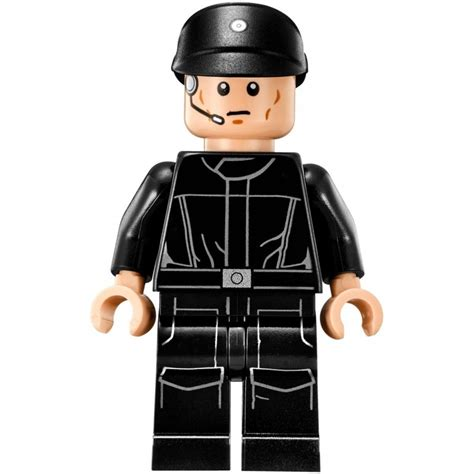 Orson Krennic Minifigure Starwars Lego Minifigure lego 75163 krennic s imperial shuttle lego 174 sets