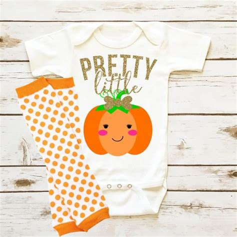 infant fall pretty pumpkin infant fall baby clothes the