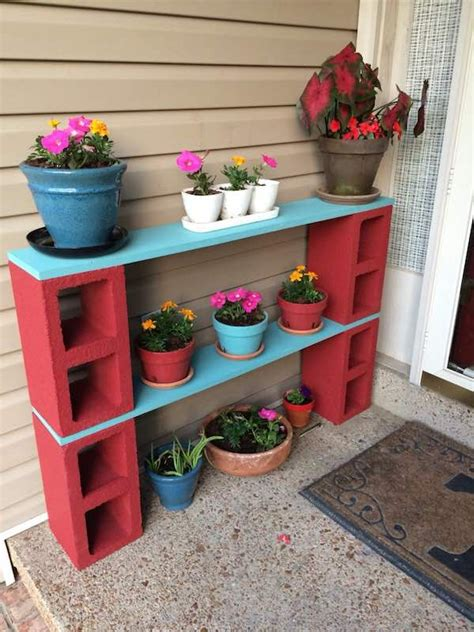 best 25 outdoor shelves ideas on diy outdoor