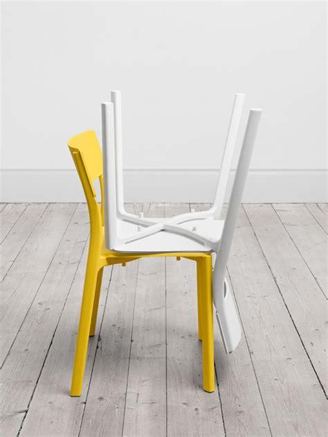chaise ikea blanche chaises janinge ikea blanche jaune