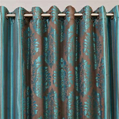 how to buy curtains width best home fashion wide width damask jacquard curtain