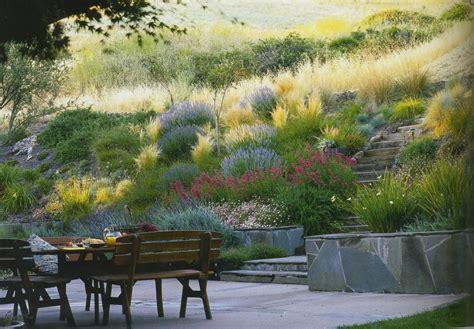 Landscape Ideas On Hillsides Gardens Ideas Hillside Landscapes Hillside Gardens
