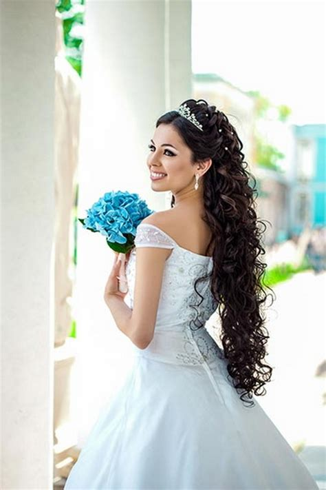 Haare Offen Hochzeit by Frisuren Hochzeit Lange Haare Offen