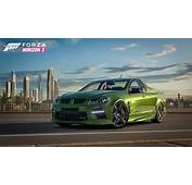 New List Of Cars That Are Coming To Forza Horizon 3