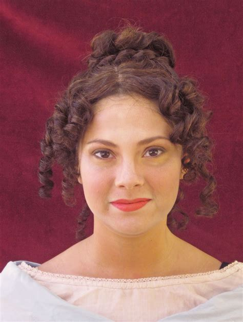 1000 images about historic hairstyles regency era on