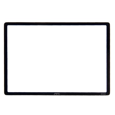Canon Screen Protector For 650d pro optical glass lcd screen protector for canon 650d