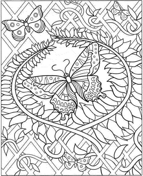 coloring pages coloring pages intricate detailed coloring