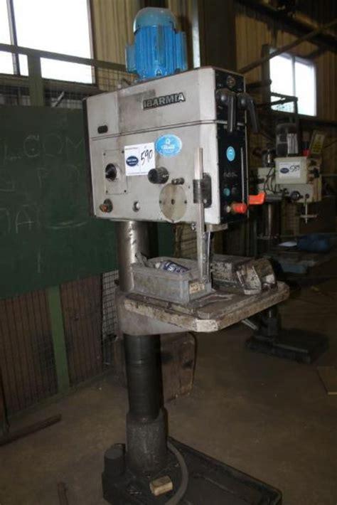 ibarmia ax   phase pillar drill  sale machinery