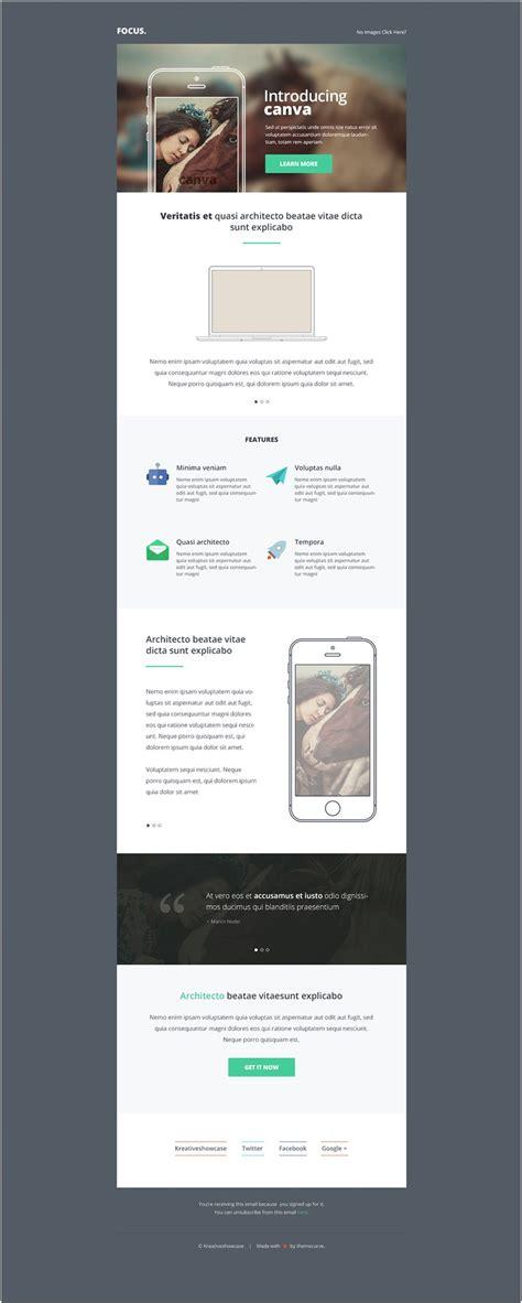 canva multipurpose newsletteremail psd template