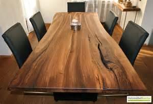 nussbaum tisch tischplatten nach ma 223 holzmoebelkontor de