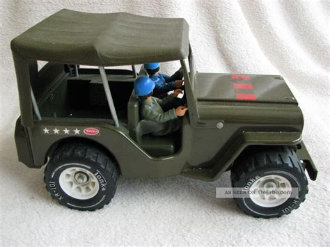 tonka army jeep 4 sterne tonka army jeep 27cm mit 2 personen zubeh 246 r in
