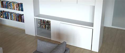foto diseno mueble comedor blanco de axo arquitectura
