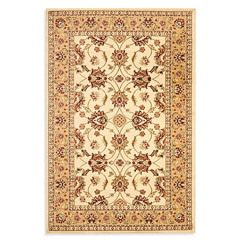 vanity rug safavieh vanity rug in ivory beige bed bath beyond