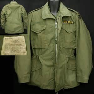 M65 field jacket vietnam war clothing old military uniforms